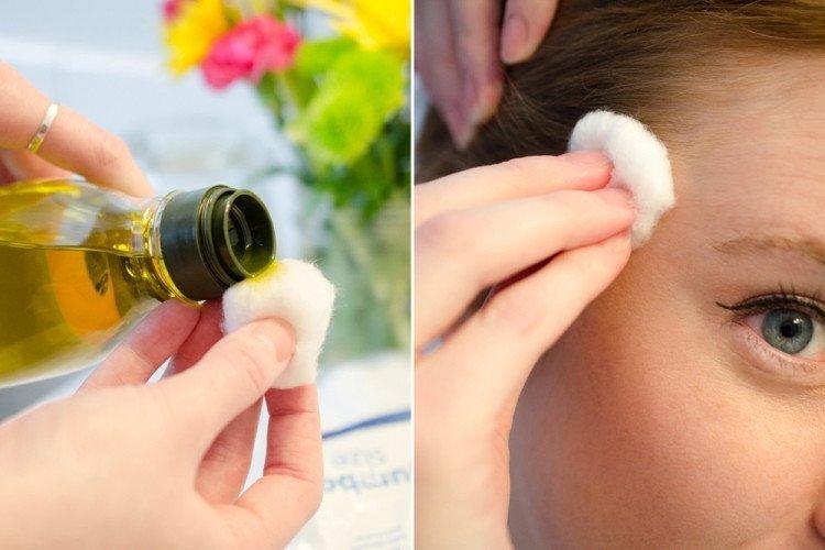 Cum eliminam petele de vopsea de pe piele
