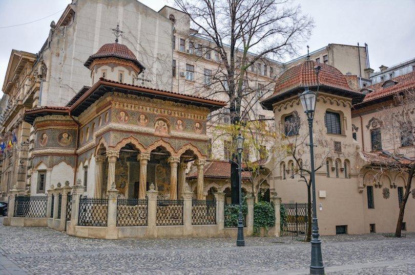 Chiesa di Stavropoleos 2