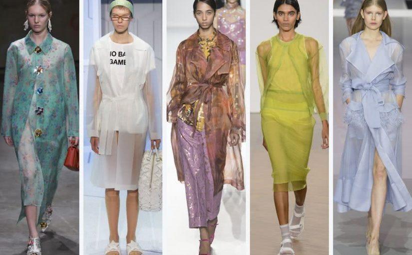 Fashion 2019: ce tendinte se poarta in primavara viitoare